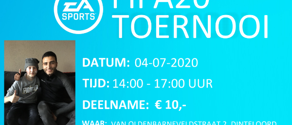 Duncidunc FIFA20 Toernooi